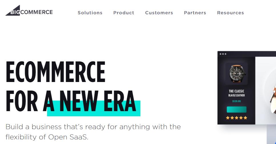 BigCommerce eCommerce plugin