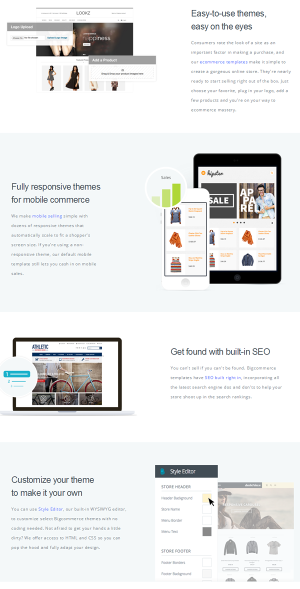 BigCommerce - Themes