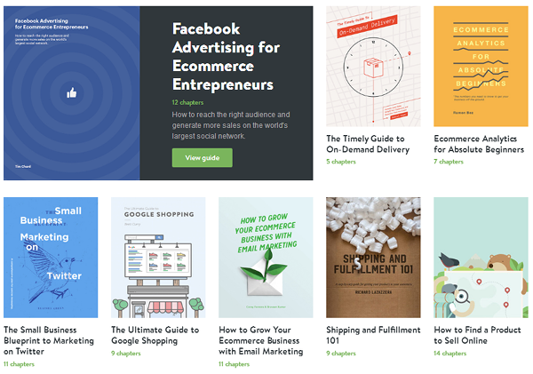 Shopify Ebooks