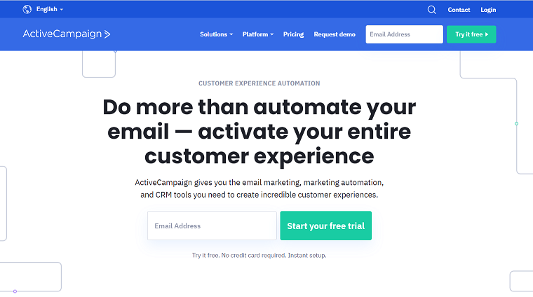 activecampaign email system