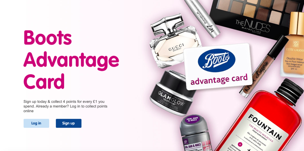 boots loyalty program