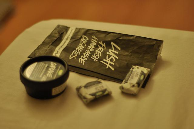 lush free samples
