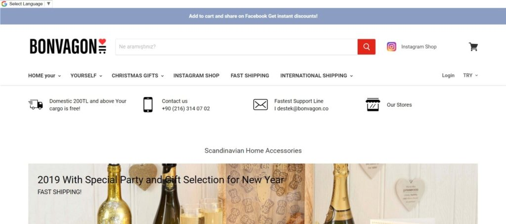 The 18 Top eCommerce Website Designs of 2018 - Ecommerce Booth