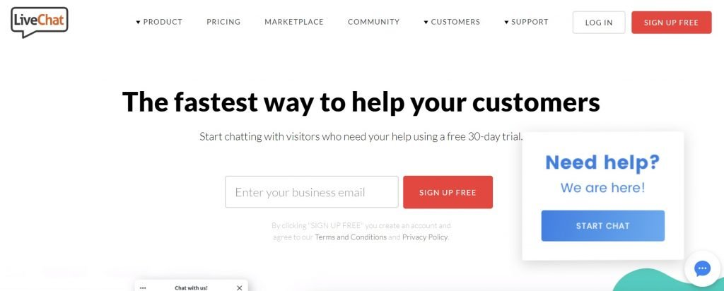 7 Live Chat Software Tools and Applications for Your eCommerce Store