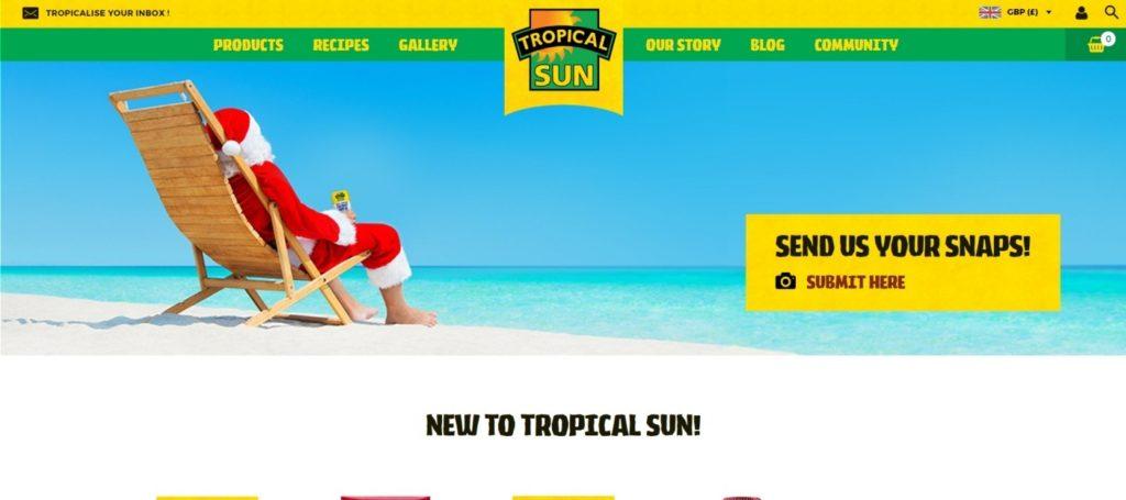 Tropical Sun