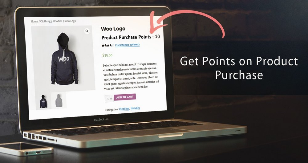 WooCommerce Ultimate Points And Rewards 2