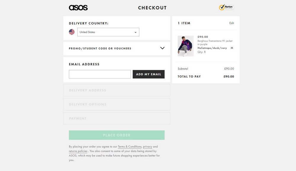 asos-checkout