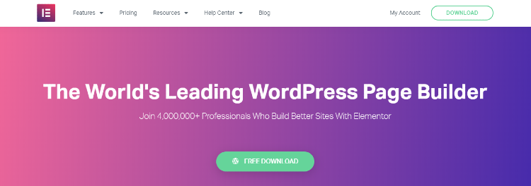 best-wordpress-landing-page-plugins-elementor