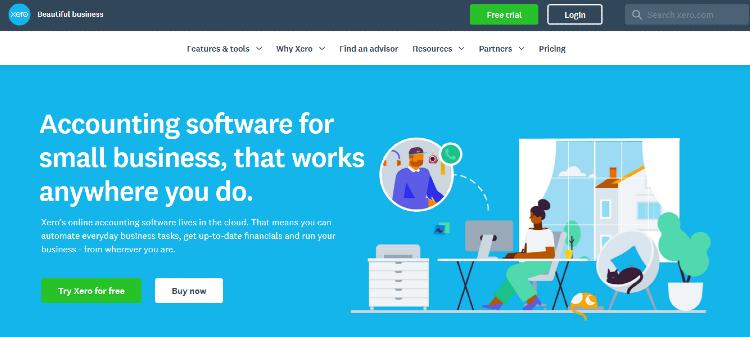 best-accounting-software-xero
