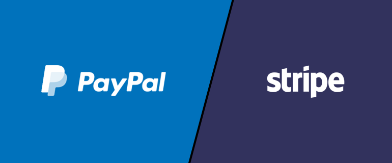 PayPal vs Stripe – Which is Best for Your eCommerce Business? (2020 update)