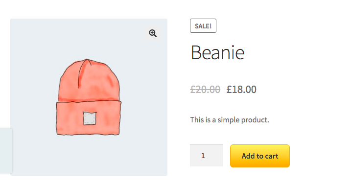 Amazon style add to cart buttons in WooCommerce with CSS